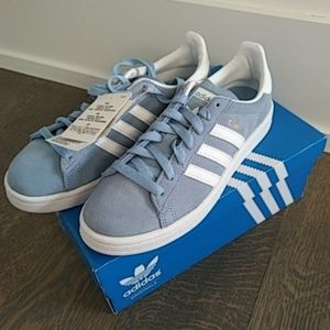 Brand new with tags adidas campus sneakers
